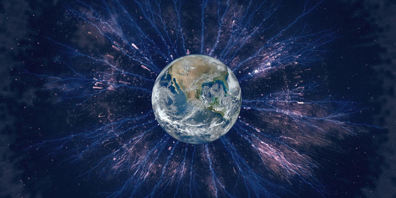 地球,蕴育万物的母亲。