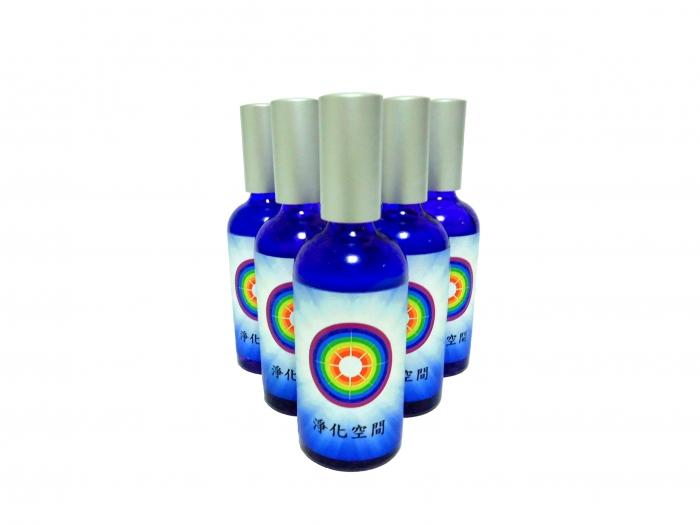 净化空间能量瓶
